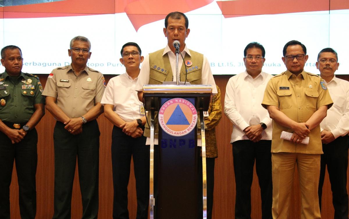 Arahan dan Strategi Ketua Gugus Tugas Penanganan Covid-19 untuk Pemda