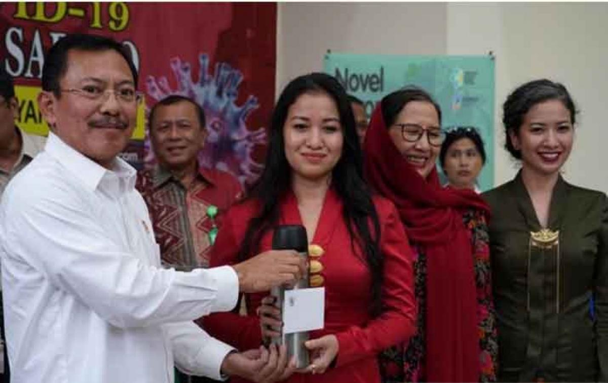 Pasien Pertama Corona di Indonesia Dinyatakan Sembuh