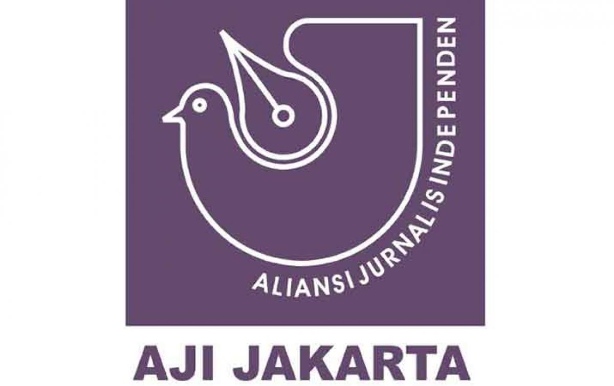 AJI Jakarta Imbau Penyebaran Informasi untuk Jurnalis Tanpa Melalui Kerumunan