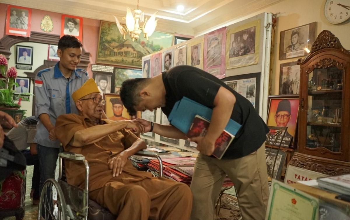 Bobby Nasution Calon Pertama Berkunjung ke Museum Perjuangan Pers