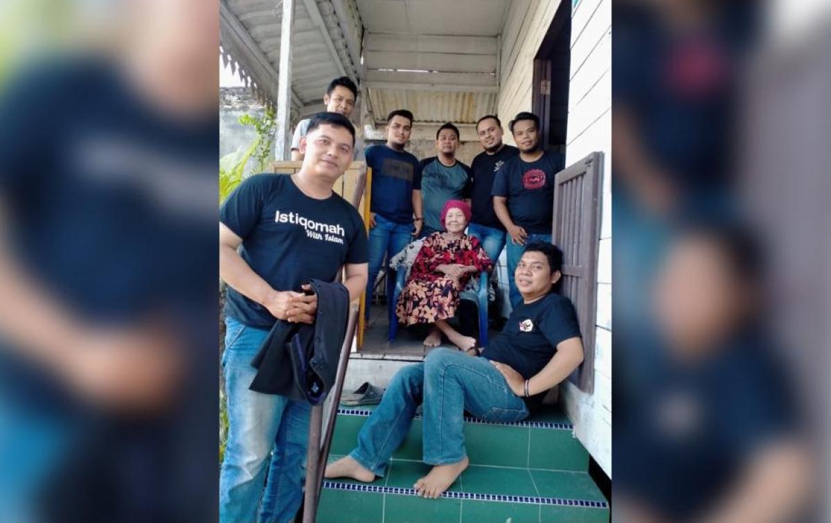 Ketipak Ketipung Melalak Beraksi di Rumah Legenda Melayu