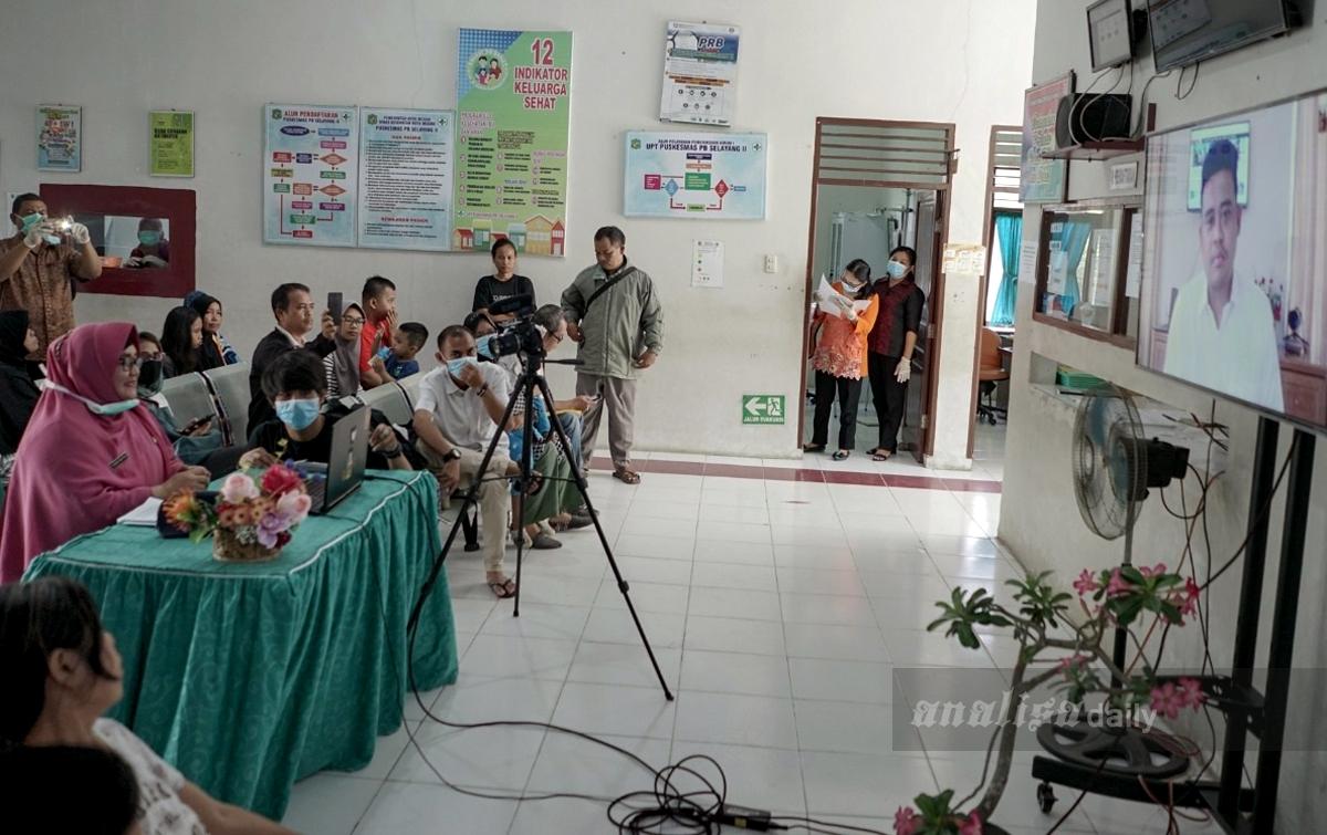 Bobby Nasution Apresiasi Dedikasi Petugas Kesehatan