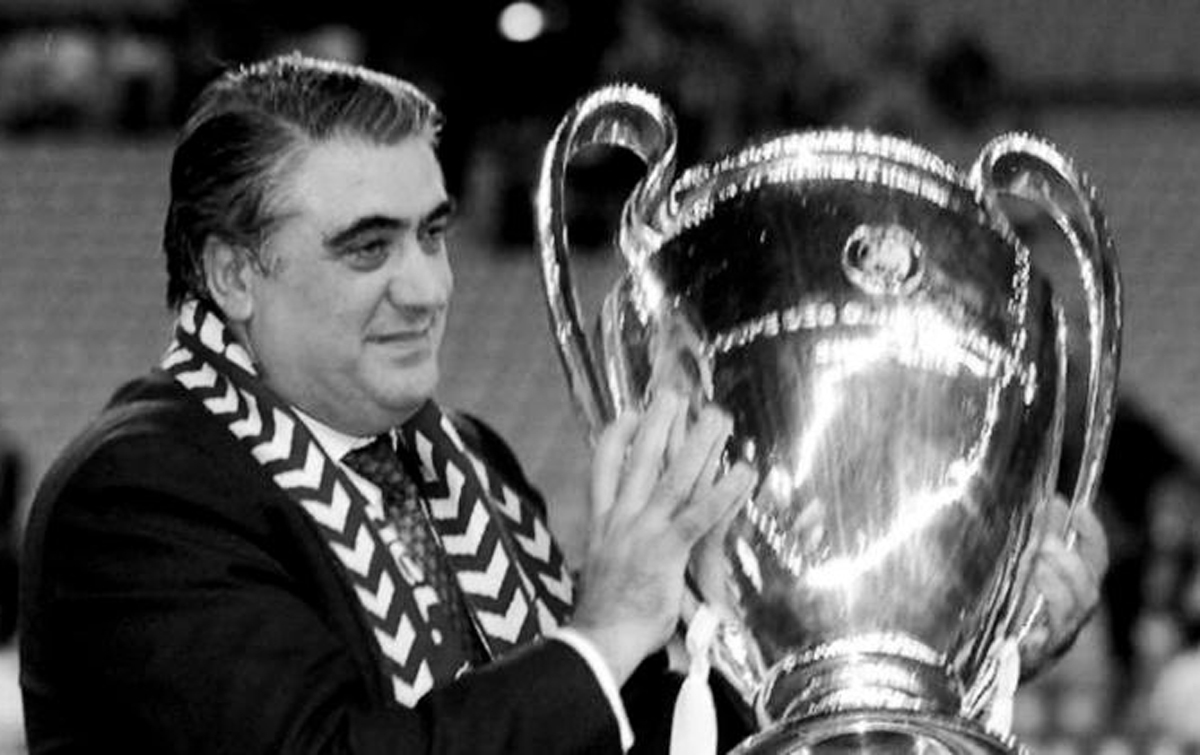 Terinfeksi Corona, Mantan Presiden Real Madrid Meninggal Dunia