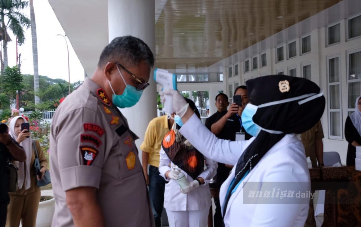 Pasien Covid-19 di Medan Meninggal, Kapolda Sumut Beri Pesan Tegas