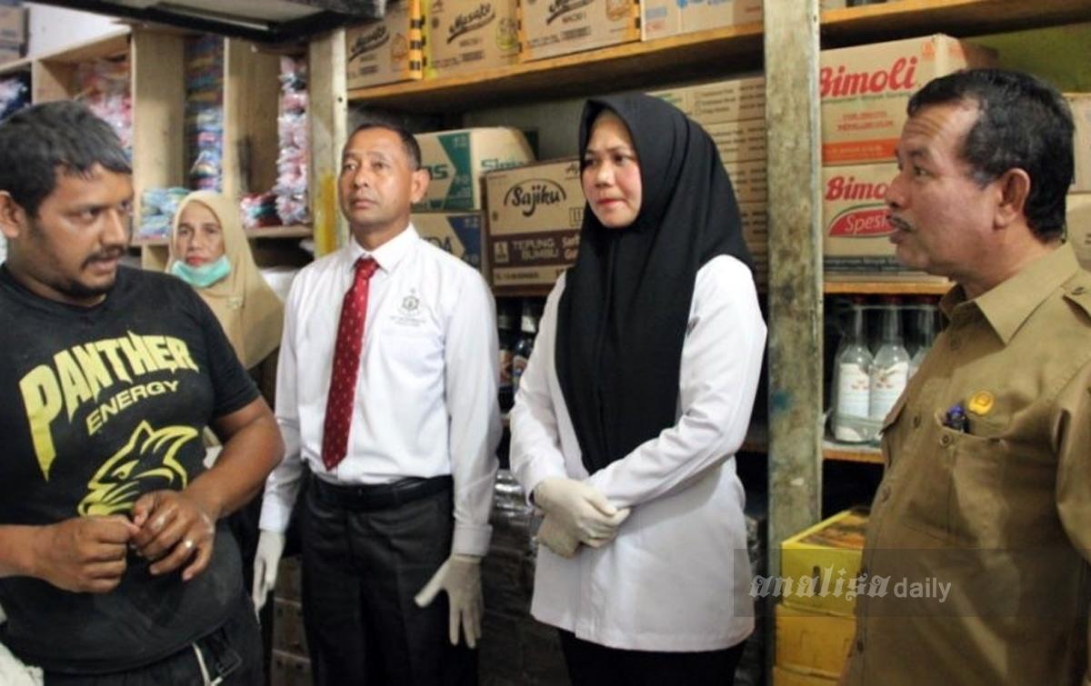 Disperindag Aceh Sidak Pasar, Temukan Kelangkaan Gula