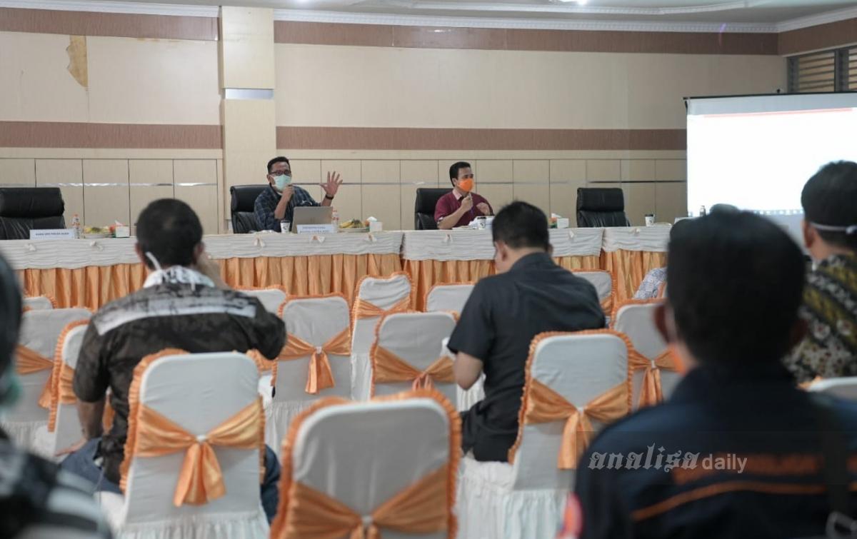 Pemprov Aceh Tetapkan Status Tanggap Darurat Covid-19