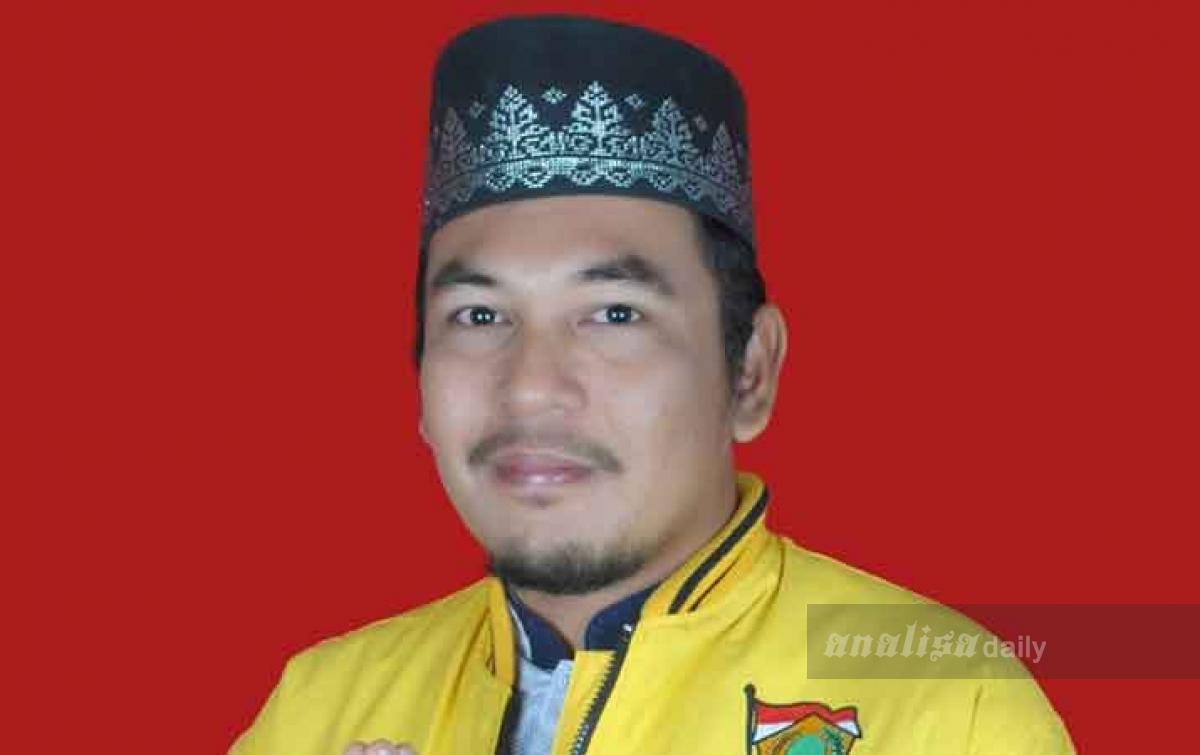 DPD Golkar Batubara Ajak Masyarakat Ikuti Imbauan Pemerintah
