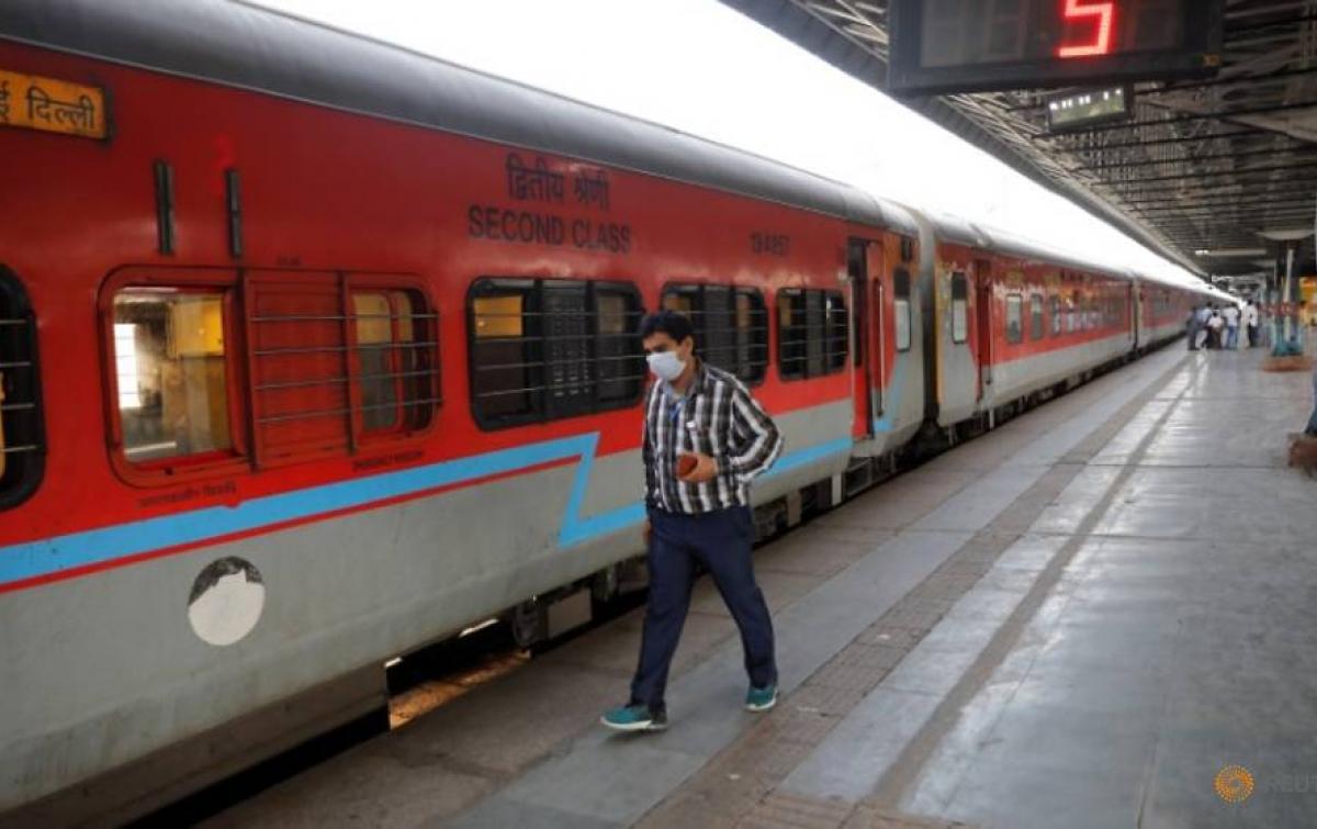 Siapkan Ruang Isolasi, India Sulap Gerbong Kereta Api