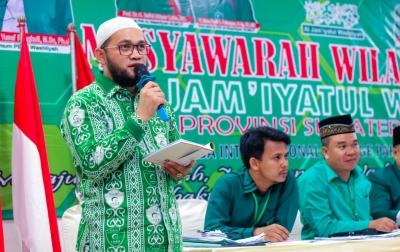 Dedi Iskandar Batubara: Tim Formatur PW Al-Washliyah Harus Utamakan Kader, Adab dan Kemampuan
