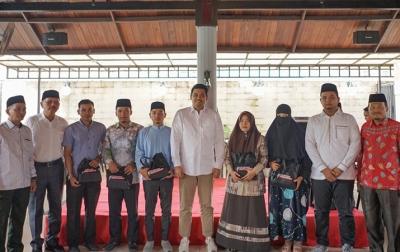 Bobby Nasution Temui Para Juara MTQ Kota Medan 2020
