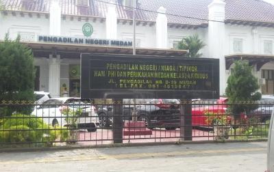 Hakim PN Medan Tolak Putusan Sela Terdakwa UU ITE