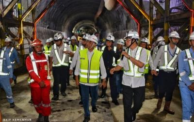 PT KCIC Diminta Tindaklanjuti Rekomendasi Komite Keselamatan Konstruksi