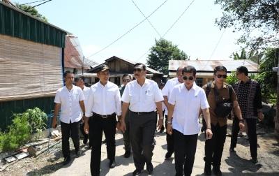Wagubsu Apresiasi Perhatian Pemerintah Pusat Tehadap Danau Toba