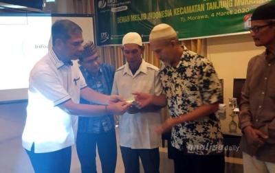 Pengurus BKM Se-Tanjung Morawa Terlindungi BP Jamsostek