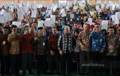 Sekda Aceh: Mengurus Kenaikan Pangkat Tak Butuh Uang