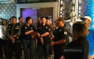 BNNP Sumut Razia Sejumlah Tempat Hiburan Malam di Medan