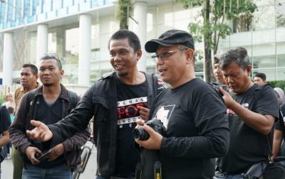 Akhyar Jadi 'Fotografer Keliling' di Acara Car Free Day