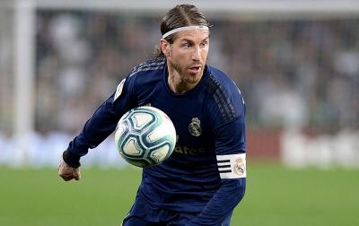 Ditekuk Real Betis, Ramos: Madrid Layak Kalah