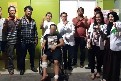 Pelaku Curat, Curas dan Curanmor Ditembak Polisi