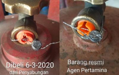 Penjualan Gas Non Subsidi Tidak Sesuai dari Pertamina