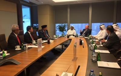 Perusahaan Abu Dhabi Tertarik Investasi Nonmigas di Aceh