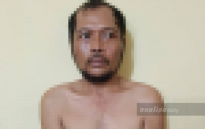 Polsek Namo Rambe Ringkus Pelaku Pencurian Besi