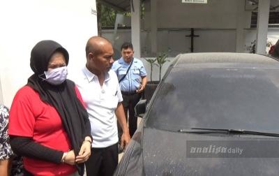 Tersangka Pembunuhan Hakim Jamaluddin Diserahkan ke Kejari Medan