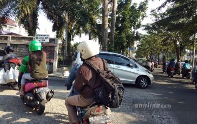 Rabu Pagi, Lalu Lintas di Medan Ramai Lancar