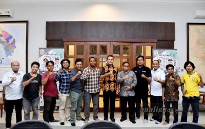 HUT PFI Medan, Wagubsu: Pewarta Harus Tingkatkan Kepekaan Sosial