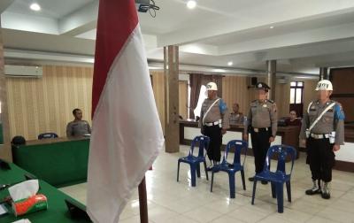 Dua Personil Polresta Deliserdang Dihukum Disiplin