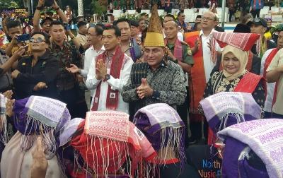 Sumut Fair Ditunda, Edy Minta Masyarakat Jauhi Keramaian