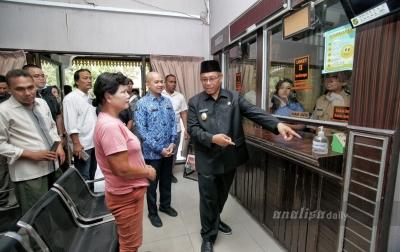 Akhyar Pastikan Ketersediaan Hand Sanitizer di Kantor Pemerintahan