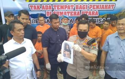 Polisi Ungkap Pembunuhan Sopir Taksi Online, Satu Pelaku Tewas