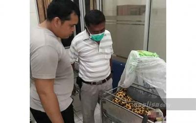 Bayi dalam Plastik Ditemukan di Sekitar Masjid PTPN II Tanjung Morawa
