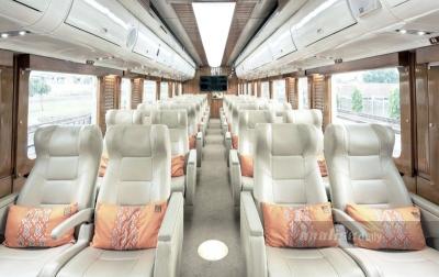 Antisipasi COVID-19, Perjalanan Kereta Wisata Tipe Priority Dibatalkan