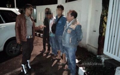 Polisi Menangkap Pemain dan Penyedia Judi Tembak Ikan