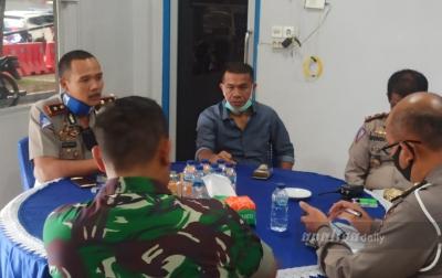 Antisipasi Covid-19, Sejumlah Ruas Jalan Kota Medan Ditutup