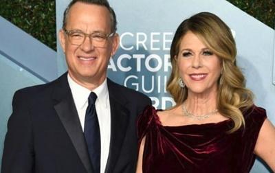 Pulih dari COVID-19, Tom Hanks Pulang ke Rumah