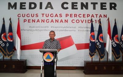 Update Corona COVID-19 di Indonesia: 1.155 Positif, 59 Sembuh, 102 Meninggal