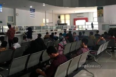 Samsat se-Aceh Tutup Layanan Sementara Waktu