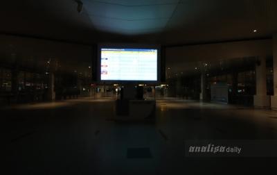 Gerakan Earth Hour, Lampu Bandara Kualanamu Dipadamkan 1 Jam