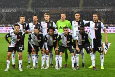 Juventus Potong Gaji Pemain di Tengah Pandemi COVID-19