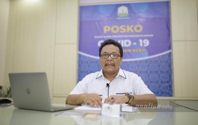 Sudah Lima Warga Aceh Positif Terinfeksi COVID-19