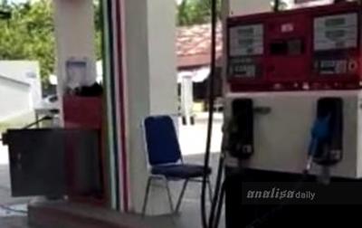 SPBU di Aceh Batasi Pembelian Biosolar Bersubsidi