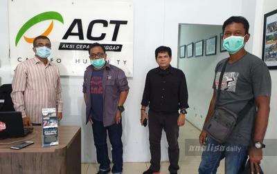 ACT- Forum PRB Aceh Galang Dana Penanganan Imbas COVID-19