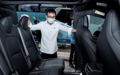 Menparekraf Pastikan Kesiapan Fasilitas Transportasi Tenaga Medis