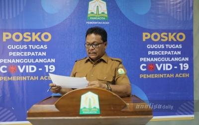 Jumlah Orang Dalam Pemantauan di Aceh Capai 797