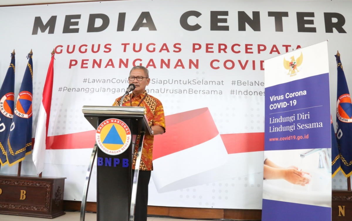 Update COVID-19 di Indonesia: 103 Pasien Sembuh, 1.677 Positif
