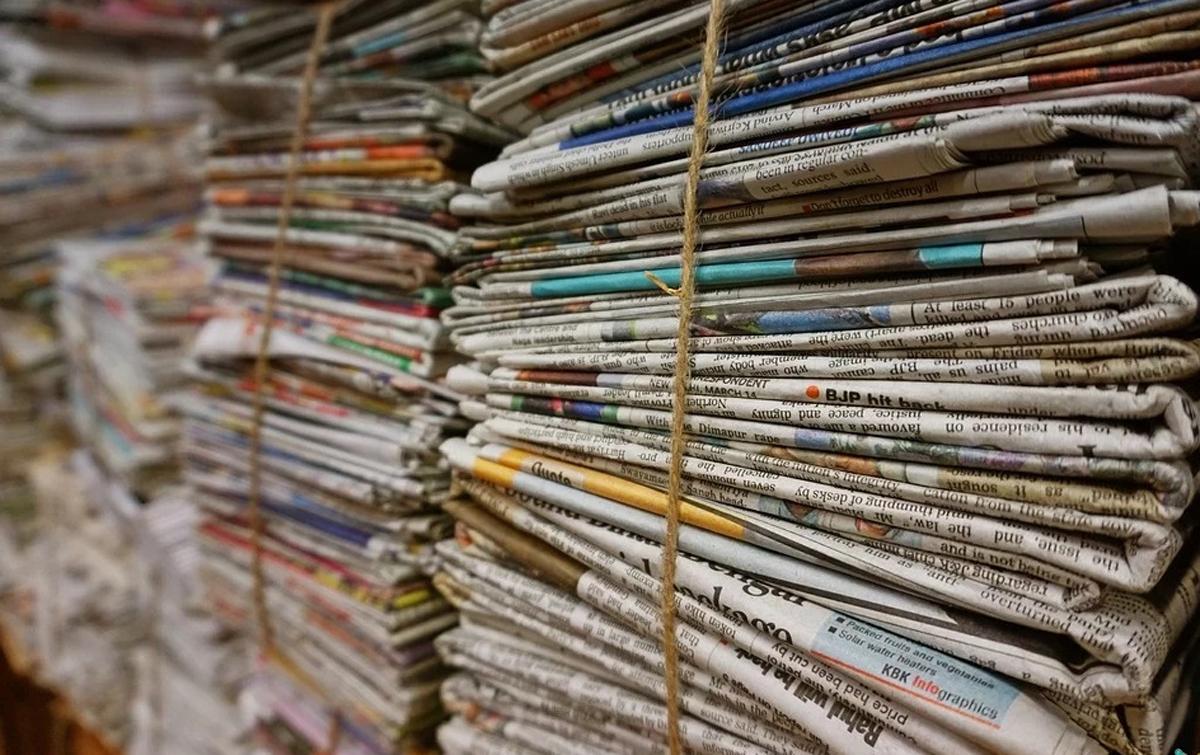 Dampak Pandemi Corona, Media Cetak Terancam Bangkrut