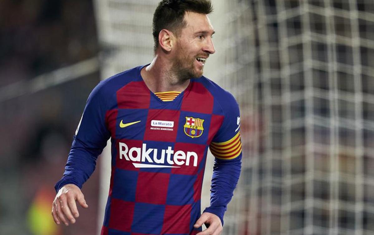 Messi Berterima Kasih Pada Pekerja Kesehatan Dunia